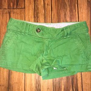 Pants - Green Shorts + free gift ❤️